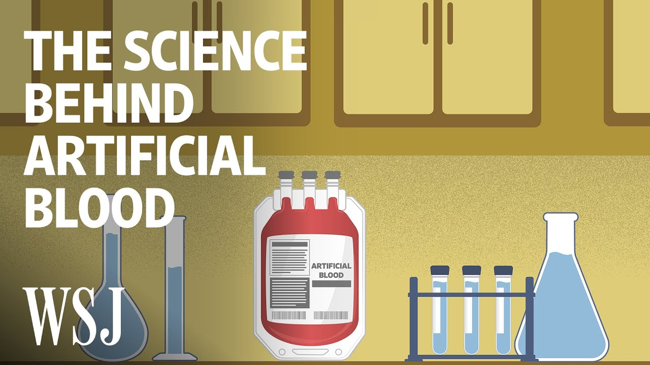 How Future Blood Shortages could be Solved in the Lab