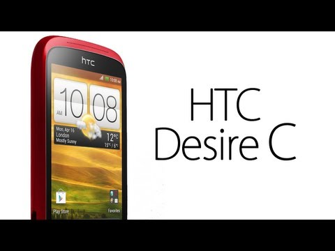 HTC Desire C - 5 rzeczy, które powinniście wiedzieć przed zakupem