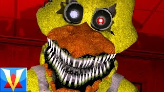 HOMELESS  OLD CHICA!! | Gmod Five Nights At Freddy