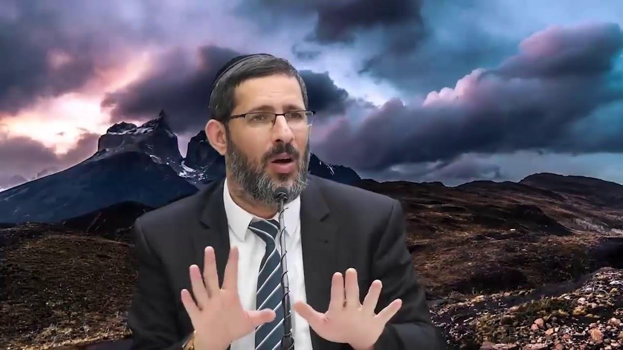 קצר וחזק: תתאמץ - הרב יוסף חיים גבאי HD