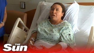 El Paso victim describes