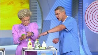 Жить здорово! Как выбрать мыло. (03.10.2016)