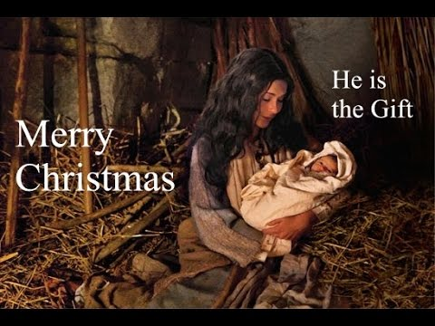 Merry Christmas: He is the Gift - YouTube