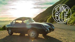 Fiat Abarth 750 GT Zagato Coupe: Torino Blue - Petrolicious