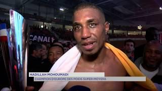 Main Event 4 : succès des boxeurs Saint-Quentinois