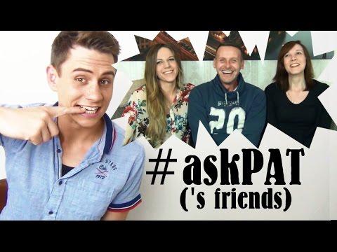 Meine Freunde beantworten eure Fragen! #AskPAT