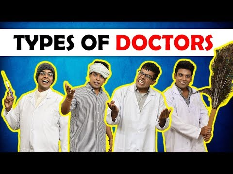 Types of Doctors We all meet | The Half-Ticket Shows
