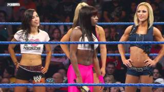 WWE NXT: NXT Rookie Diva Challenge: Diss the Diva
