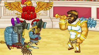 CZY POKONAM BOGA ? | GODS OF ARENA