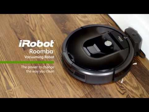 An Entire Level of Your Home V Roomba 980