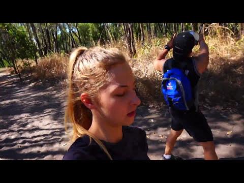 I lost my bra in the waterfall in Kakadu National Park [ Australia 2017 ]
