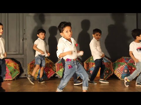 Badri Ki Dulhania | Toddlers - Kids Dance | Deepak Tulsyan Choreography | Bollywood Dance