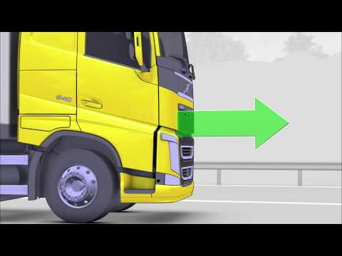 Volvo Trucks - Electronic Stability Program prevents rollovers