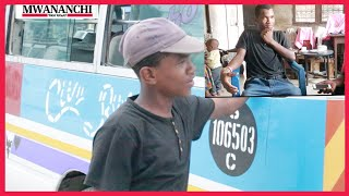 VIDEO: Deaf teenager who calls out for daladala passengers