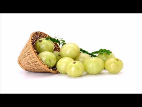 Amla for weight loss and better health - YouTube