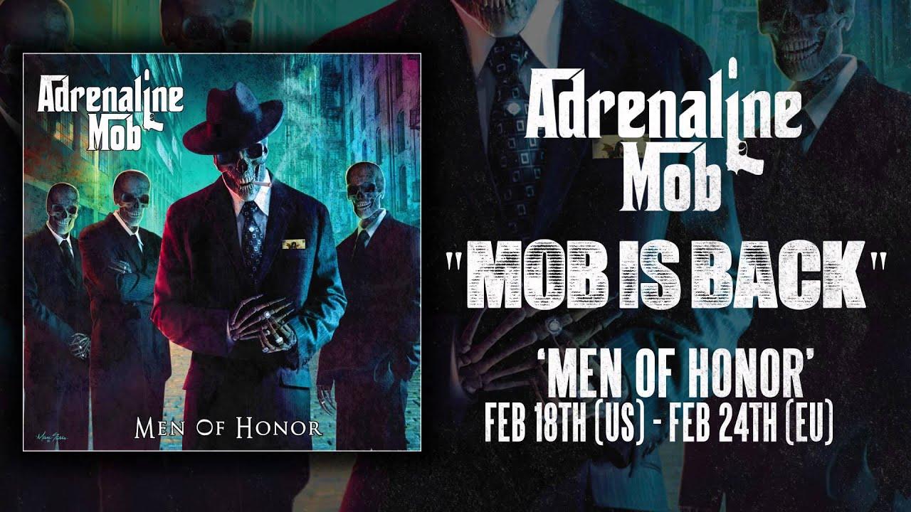 adrenaline mob mob is back album track youtube