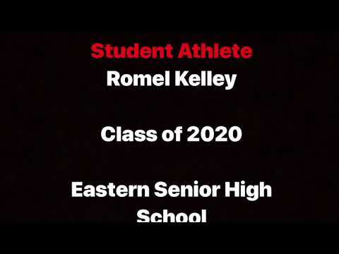 Going D1: Romel Kelley