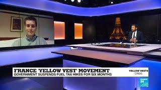Yellow Vest Crisis:
