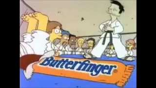 The Simpsons: Nobody Touch the Butterfinger thumbnail