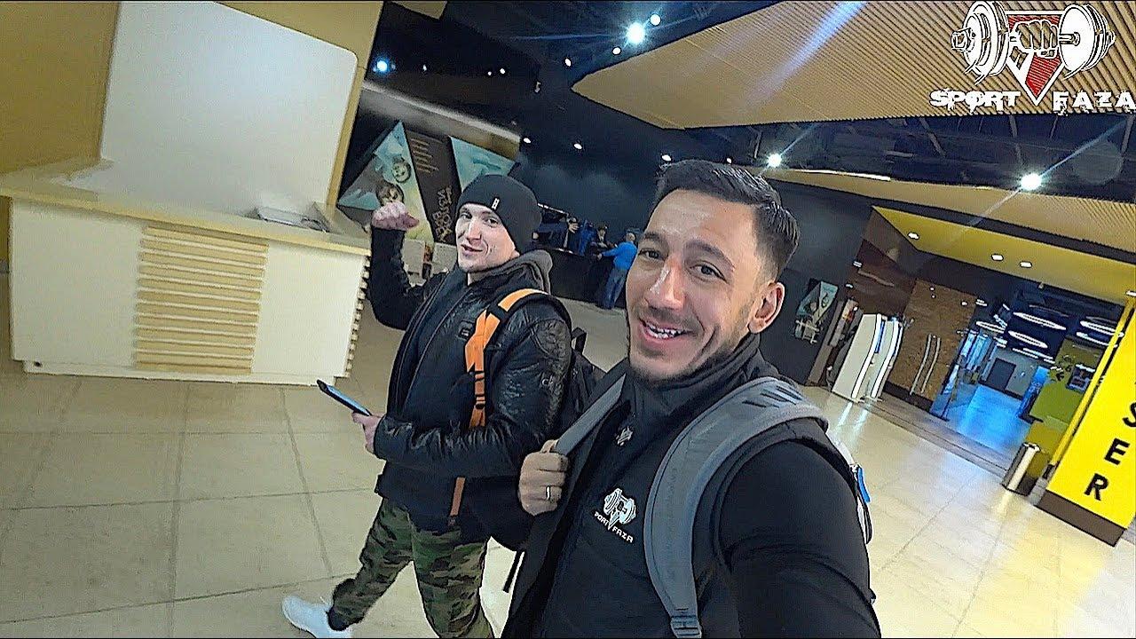 Vlog Спортфаза в Иркутске (Большая Бойня-6)