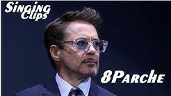 8 Parche||Avengers