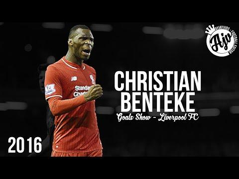 Christian Benteke  Amazing Goal Show  2015/2016   HD   1080p