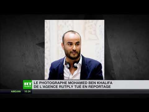 Un photojournaliste de l'agence Ruptly tué en Libye