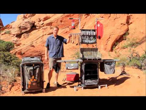 Grub Hub Camp Kitchen Makes Camping Easy   YouTube Amazing Pictures