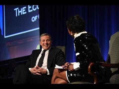 Robert Iger, Chairman & CEO, The Walt Disney Company, 4/14/15