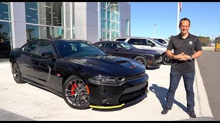 Is the 2020 Dodge Charger Scat Pack the BEST VALUE 4-door Muscle Car?