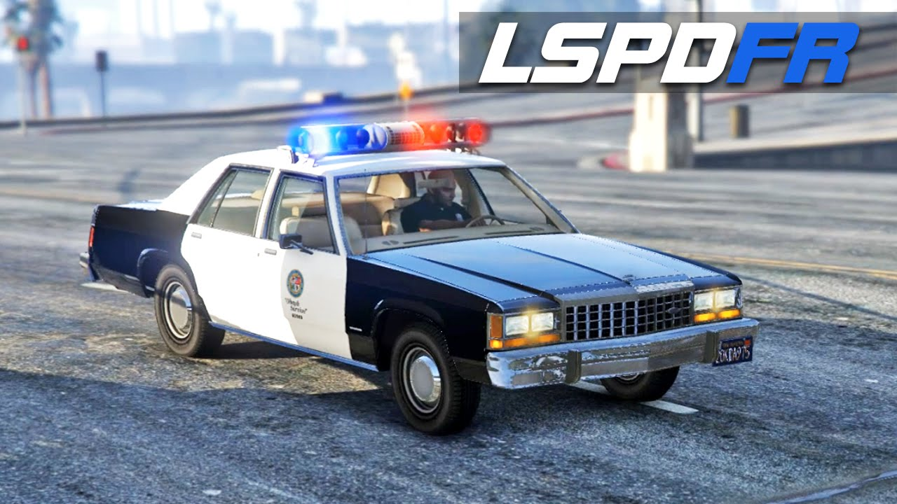 Lspdfr Sp E65 La Mesa Patrol 1987 Ford Ltd Crown Vic Youtube