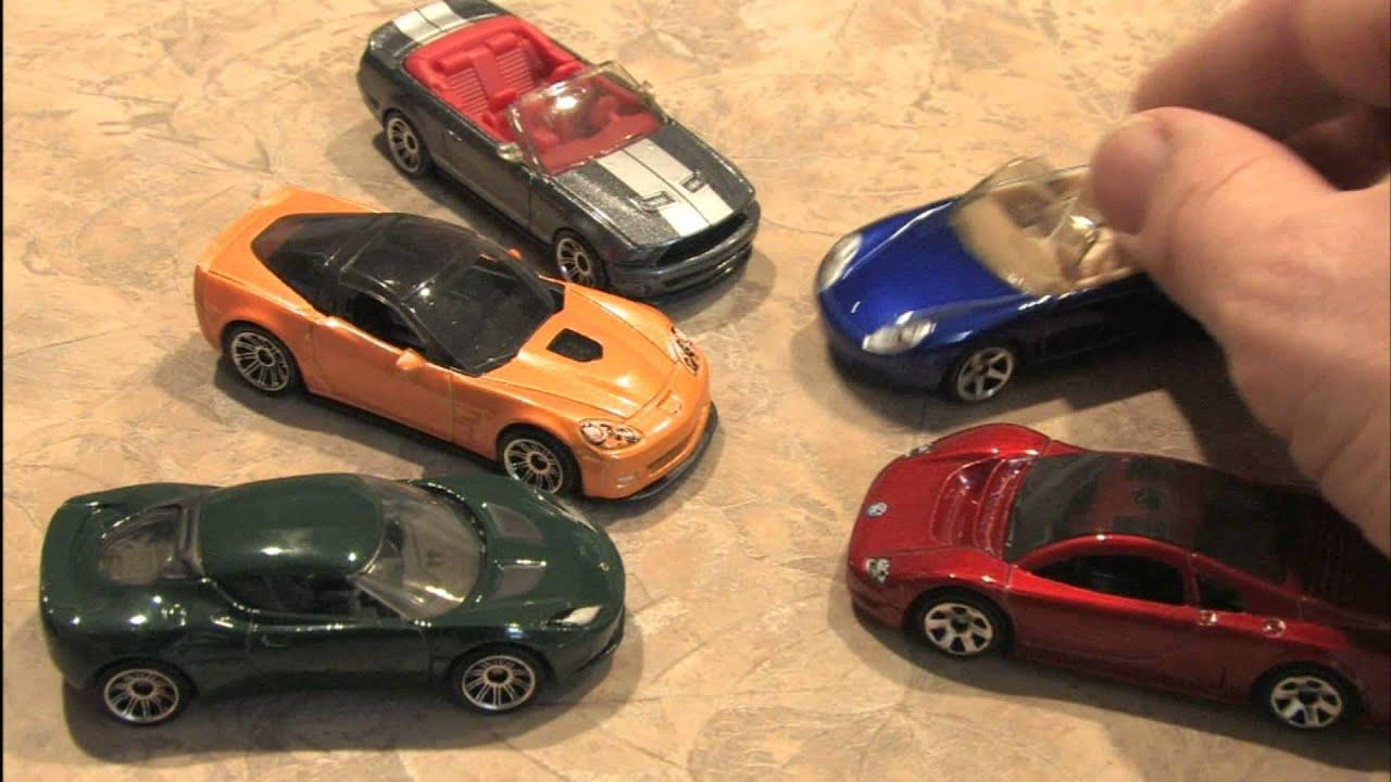 MATCHBOX MODERN RIDES 2 Cars Review