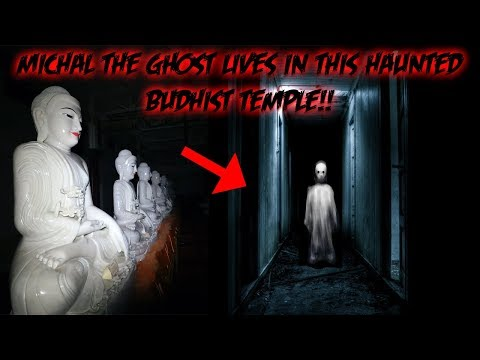 I RETURNED TO THE HAUNTED UNDERWORLD BUDDHIST TEMPLE *A GHOST NAME MICHEAL LIVES HERE*