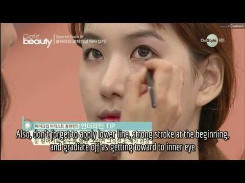 [Eng Sub] Get it Beauty - One Tone Natural Makeup (2)