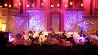 terence lewis performing 'jay ho' @ dance camp 09