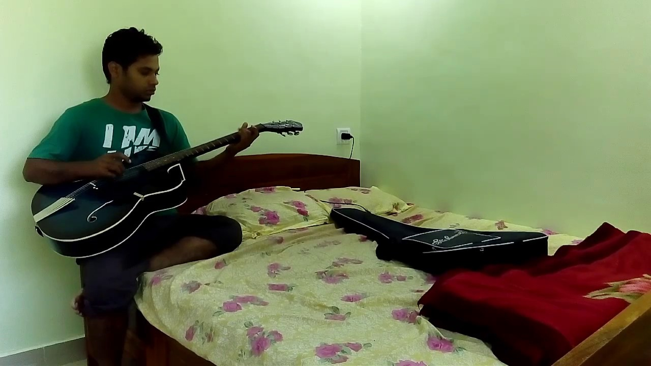 Neele Neele Ambar Par Chand Jab Aaye Guitar Chords By Nitesh Sanap