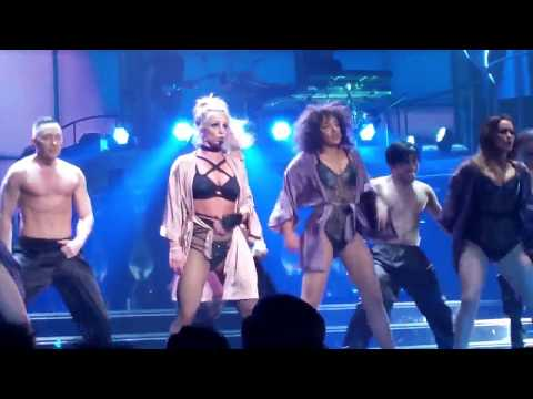 Britney Spears Slumber Party Live Las Vegas 31 December 2017 NYE FULL (FINAL SHOW-END OF VEGAS)