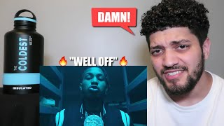 "This Is Kinda Sad...DDG ""WELL OFF"" (Official Music Video) REACTION!"