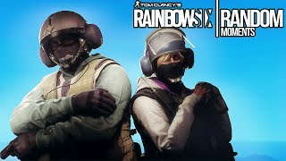 Rainbow Six Siege - Random Moments: #7 (Funny Moments Compilation)