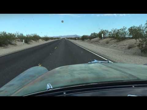 1956 Chevy Bel Air Rat Rod Led Sled