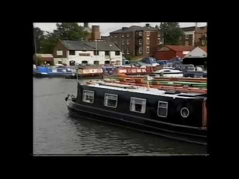 The Story of British Canals - VHS - 1993 (Canal History Docu)