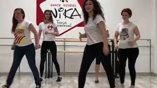 Реггетон самый жаркий танец родом с Ямайки |Обучение танцам для взрослых начинающих| Танцы в Сочи