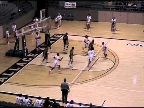 Wallace State Basketball vs Southern Union State Community College-Highlights (01.25.15)