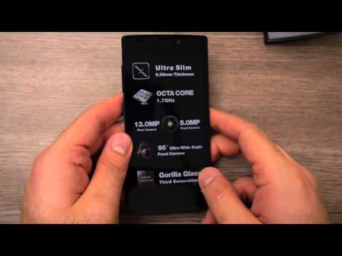 Gionee Slim S5.5 Exclusive Unboxing And Hands On