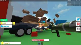 More people are playing this than Jailbreak!! New destruction simulator Roblox.