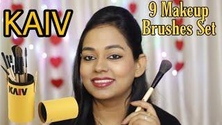 KAIV Good Qaulity Makeup Brushes