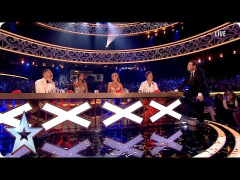 The Judges celebrate Tokio Myers' win on BGMT | Grand Final | Britain's Got More Talent 2017
