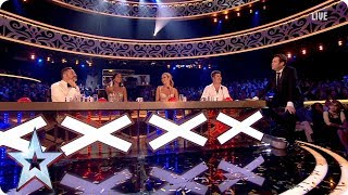 The Judges celebrate Tokio Myers' win on BGMT   Grand Final   Britain's Got More Talent 2017