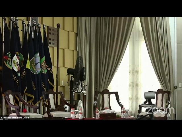 SOSIALISASI PENERAPAN SISTEM MERIT DAN PENGISIAN JPT KAB-KOTA SE-PROV SUMUT