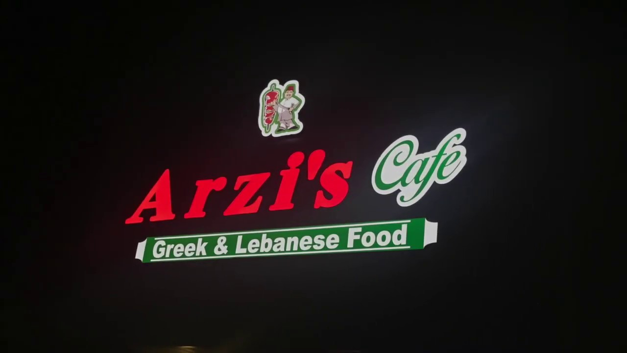 Greek Restaurant Zachary La